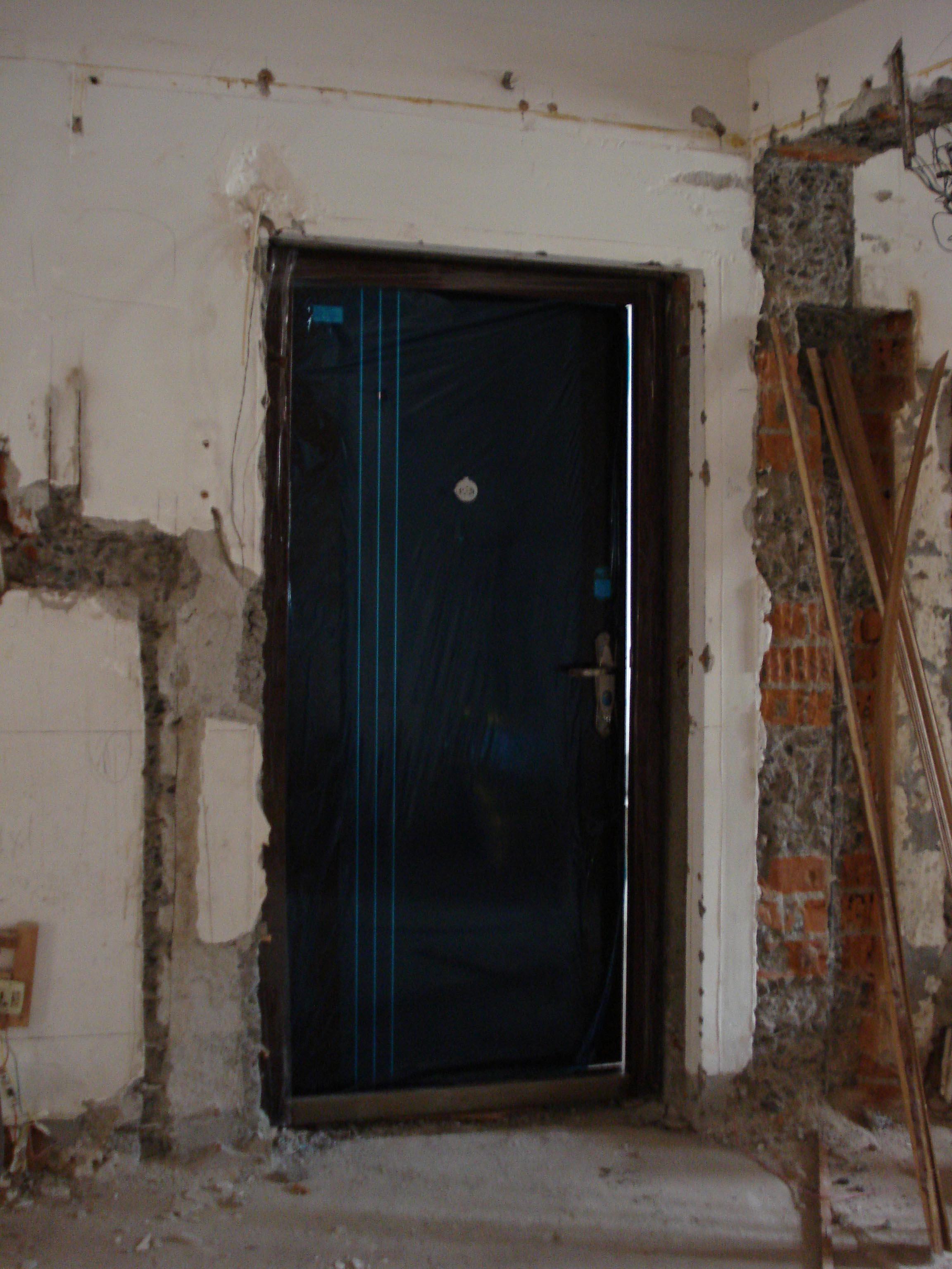 88平米温馨二房一厅,地板房门安装完毕,上pp啦 齐家论坛 装修高清图片