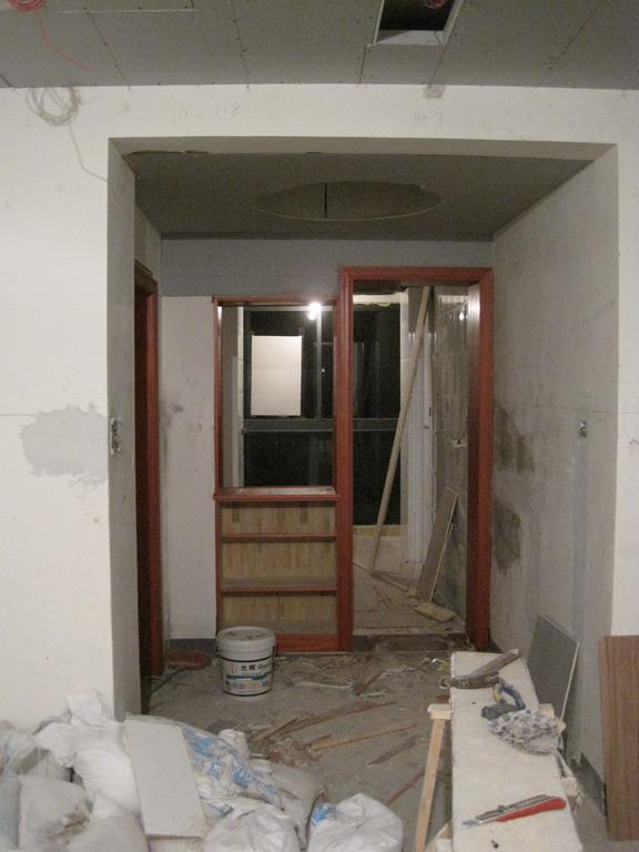 厨房门 进门鞋柜 玄关吊顶.jpg 高清图片