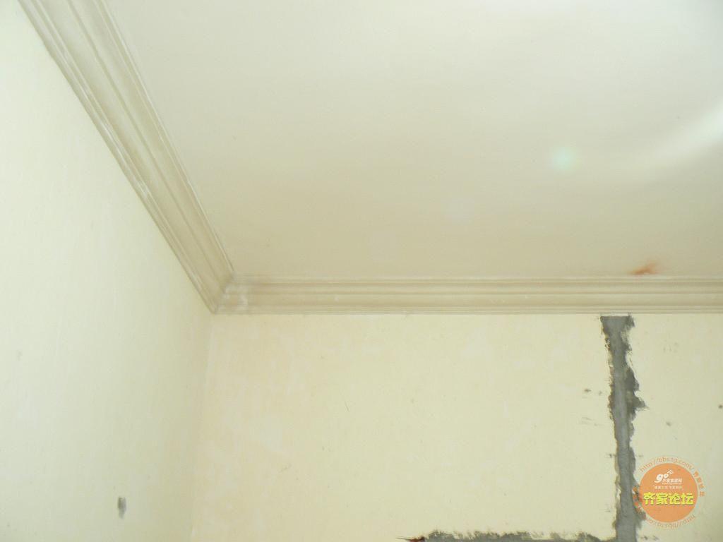 房间石膏墙角线 高清图片