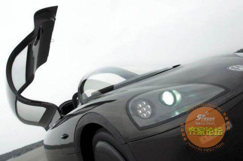 汽车只要RMB4000元 一上市就去买吧 德国大众高清图片
