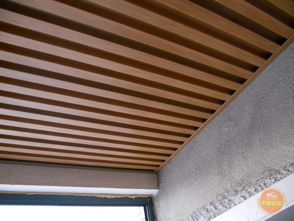 入户花园吊顶_中式入户花园吊顶如何安装采用什么材料资