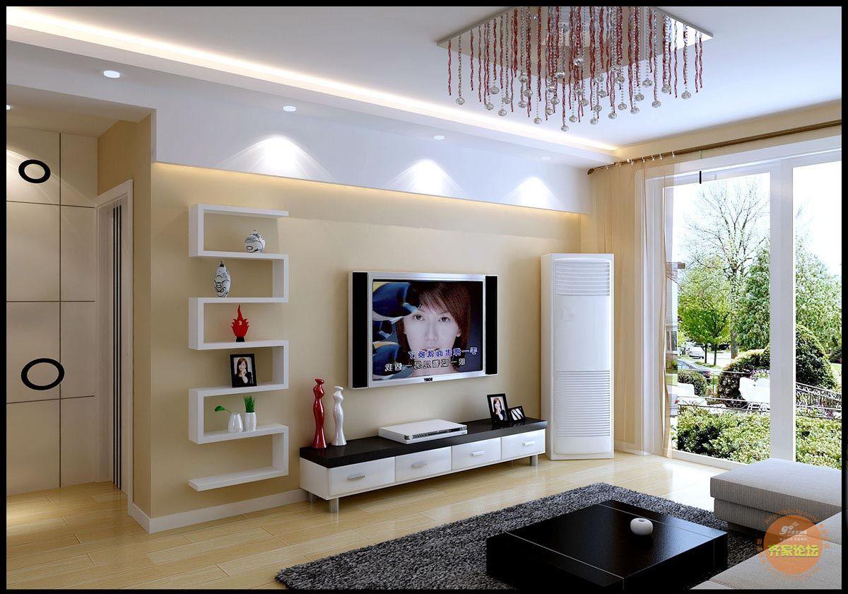 电视墙壁纸效果图_贴壁纸电视墙效果图