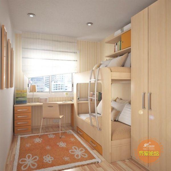 50款青少年小房間的完美舒適設計