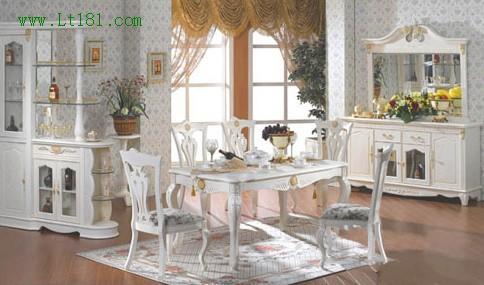 田园风格家具的特点介绍