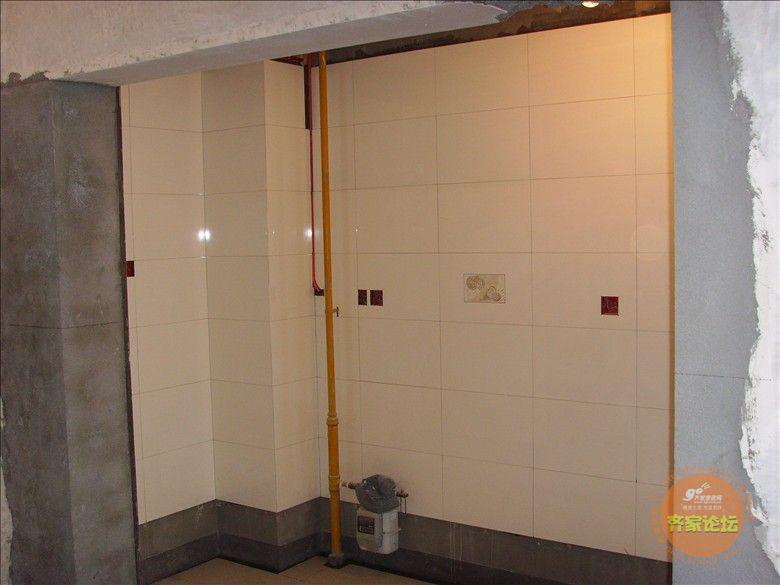 寅居蕾舍 携手 外墙花砖挑花眼 tx们帮忙挑一下吧 二楼电梯高清图片