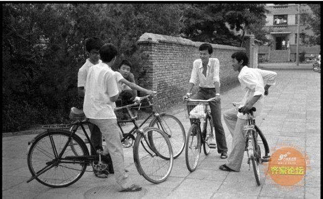 八十年代摄影;那时的中学生真好看_图1-9