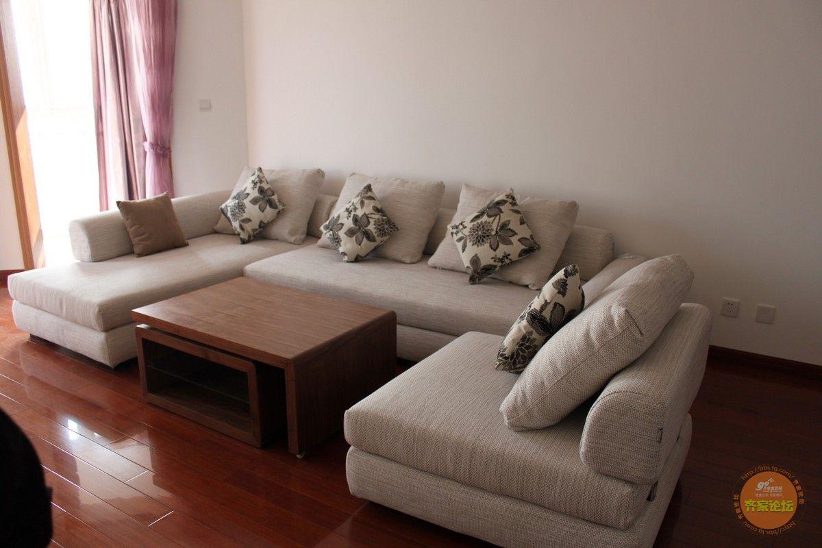 【欧尚格沙发】+【现代简约】+【米兰家居布艺沙发、山水湾沃里软床